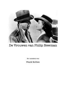 Book Cover: De vrouwen van Philip Newman
