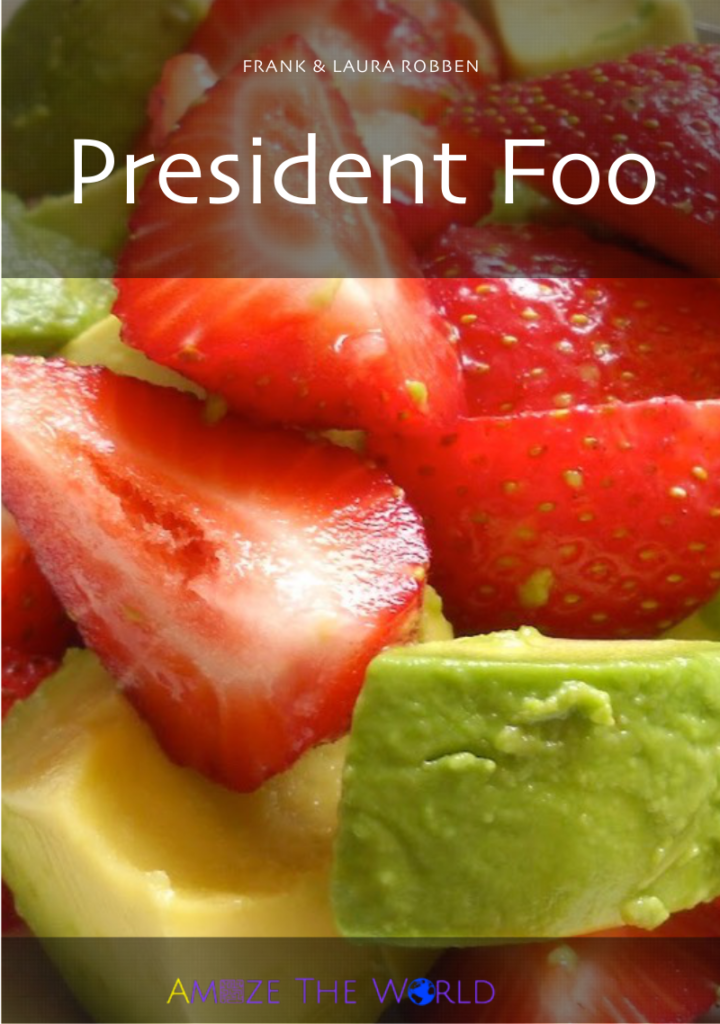 Book Cover: President Foo