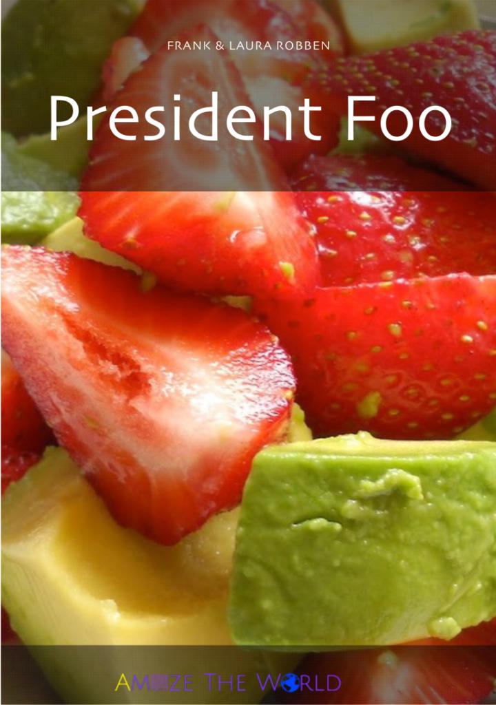 Book Cover: President Foo
