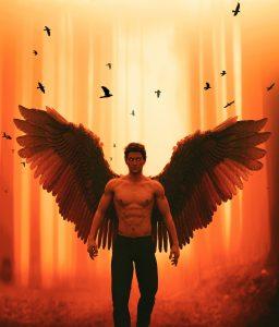 Book Cover: Talisker en de Engelmannen