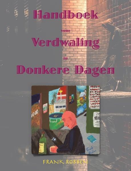 Book Cover: Handboek voor verdwaling in donkere dagen